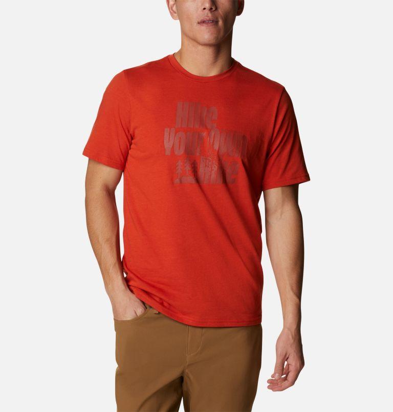 Men's Alpine Way™ Graphic T-Shirt Men's Alpine Way™ Graphic T-Shirt, front