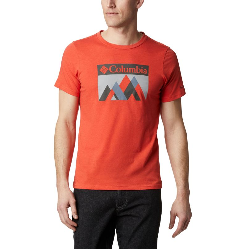 Men's Alpine Way™ Graphic Tee Men's Alpine Way™ Graphic Tee, front