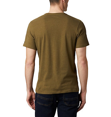 T-shirt con grafica High Dune™ da uomo M High Dune™ Graphic Tee | 327 | L, New Olive Heather Outsider, back