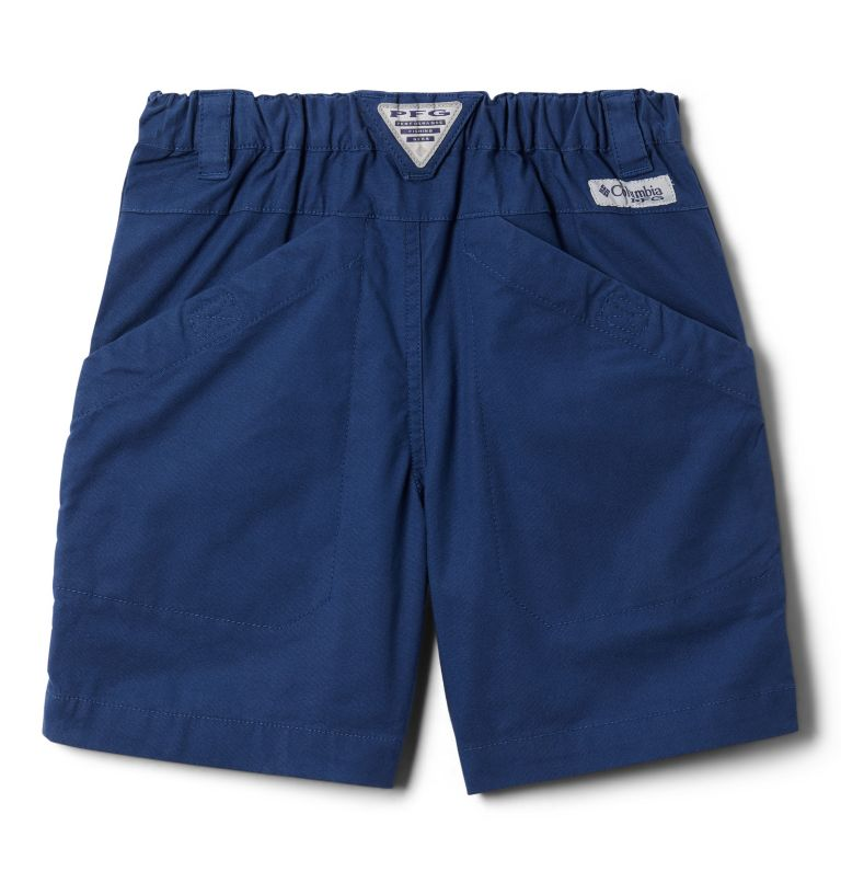 Half Moon™ II Short | 469 | XL Boys' PFG Half Moon™ II Shorts, Carbon, back