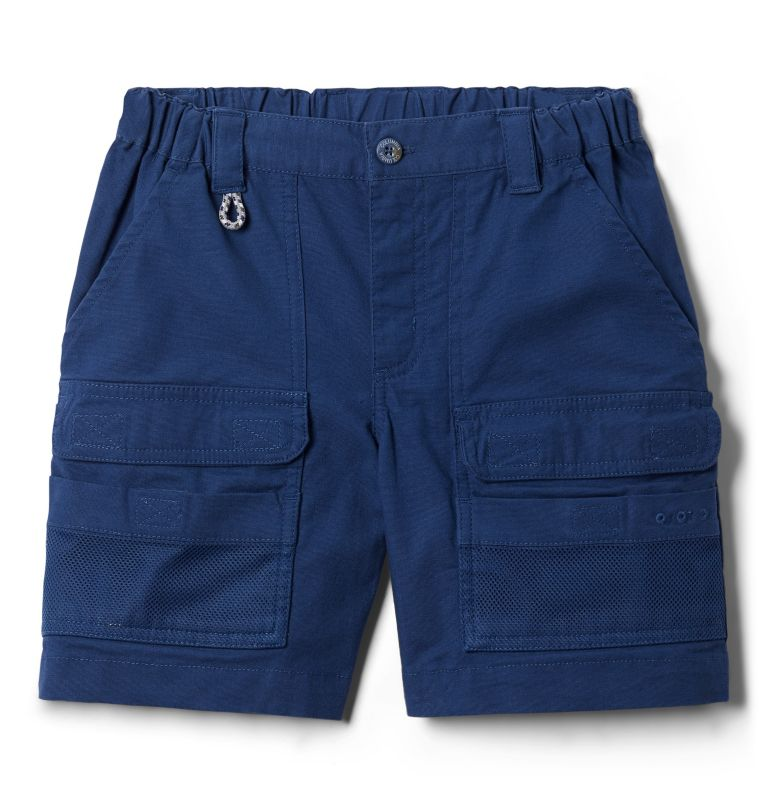 Half Moon™ II Short | 469 | XL Boys' PFG Half Moon™ II Shorts, Carbon, front