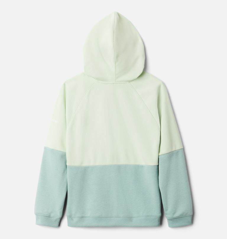 Kids' Columbia™ Branded French Terry Full Zip Hoodie Kids' Columbia™ Branded French Terry Full Zip Hoodie, back