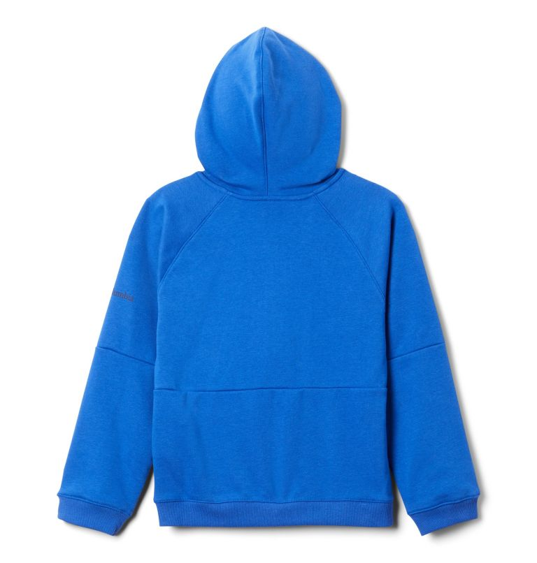 Boys' Columbia™ Branded French Terry Full Zip Hoodie Boys' Columbia™ Branded French Terry Full Zip Hoodie, back