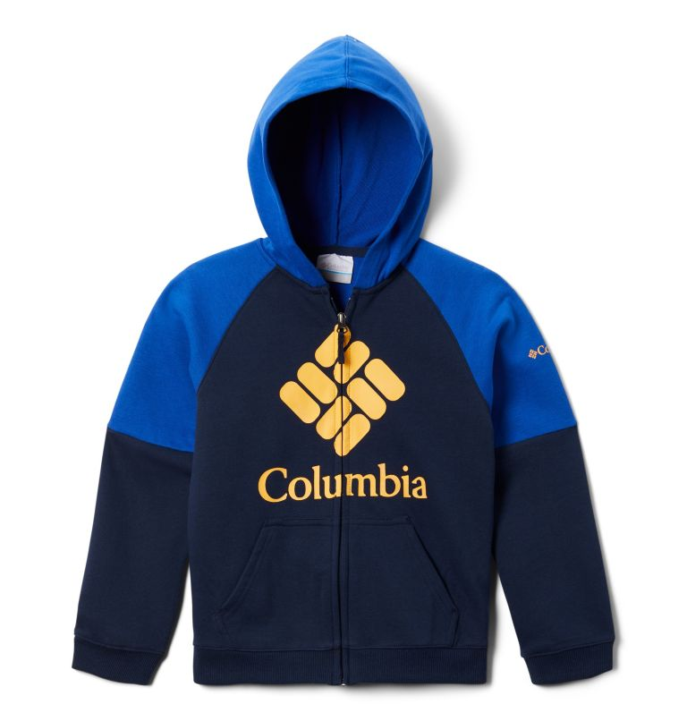 Felpa con cappuccio Columbia™ Branded French Terry Full Zip  da bambino Felpa con cappuccio Columbia™ BrandedFrench Terry Full Zipda bambino, back