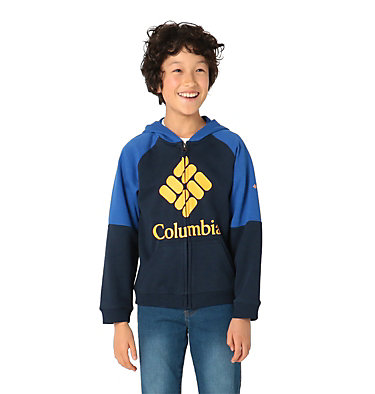 Columbia™ Branded French Terry Hoodie für Jungen , front