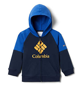 Boys' Toddler Columbia™ Branded French Terry Full Zip Hoodie