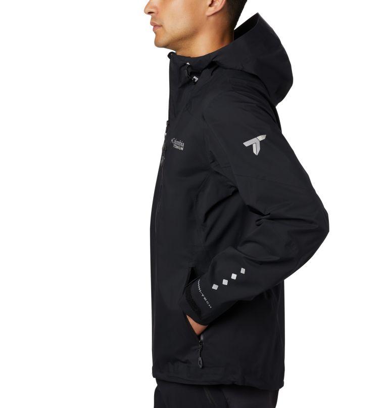 Titan Pass™ 2.5L Shell | 010 | S Men's Titan Pass™ 2.5L Shell Jacket, Black, a1