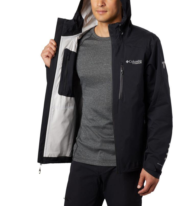 Titan Pass™ 2.5L Shell | 010 | S Men's Titan Pass™ 2.5L Shell Jacket, Black, a3