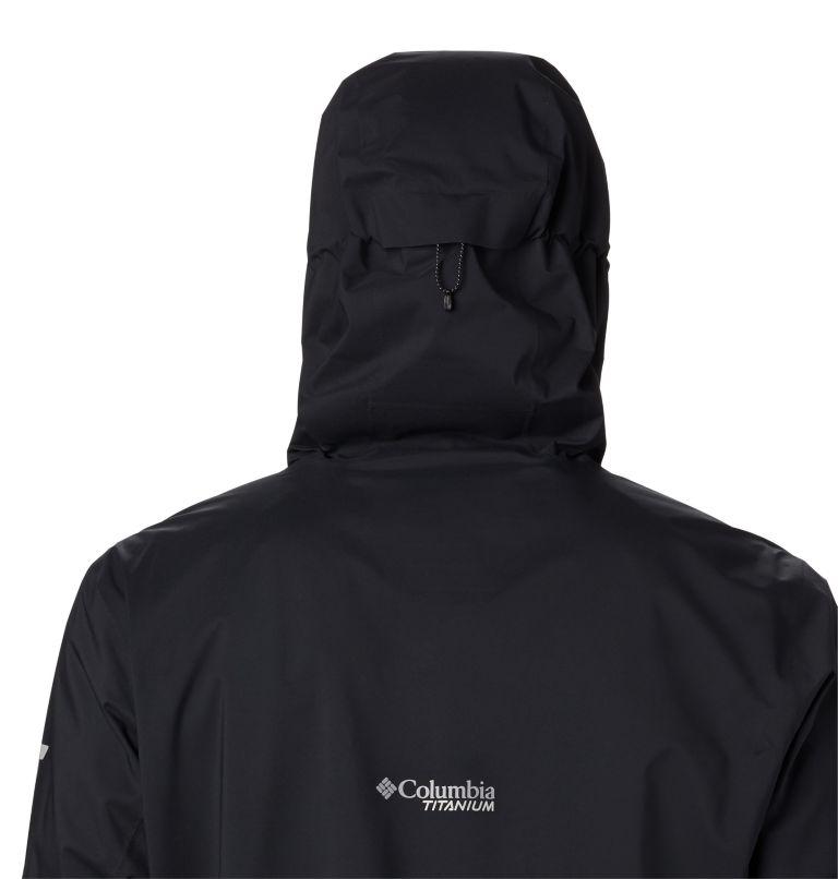 Titan Pass™ 2.5L Shell | 010 | S Men's Titan Pass™ 2.5L Shell Jacket, Black, a4
