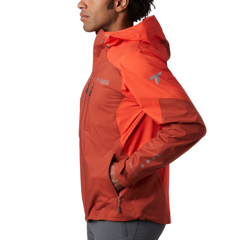 Titan Pass™ 2.5 Layer Shell Jacket da uomo Titan Pass™ 2.5 Layer Shell Jacketda uomo, a1