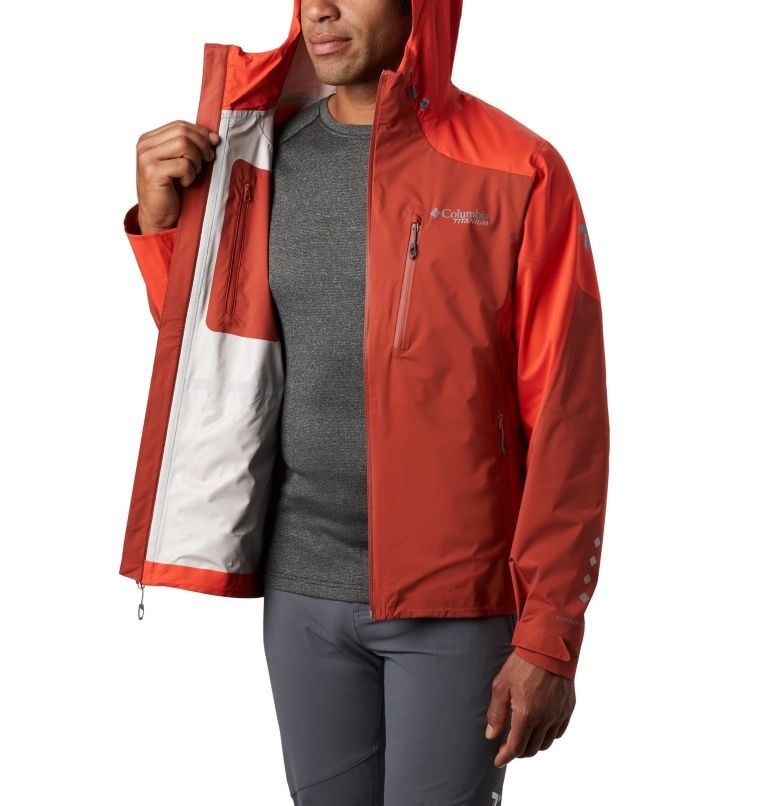 Titan Pass™ 2.5 Layer Shell Jacket da uomo Titan Pass™ 2.5 Layer Shell Jacketda uomo, a4