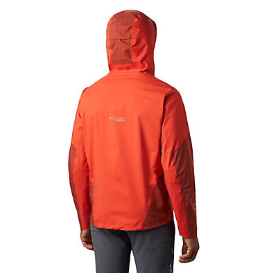Veste Titan Pass 2.5L Homme Titan Pass™ 2.5L Shell | 835 | L, Carnelian Red, Wildfire, back