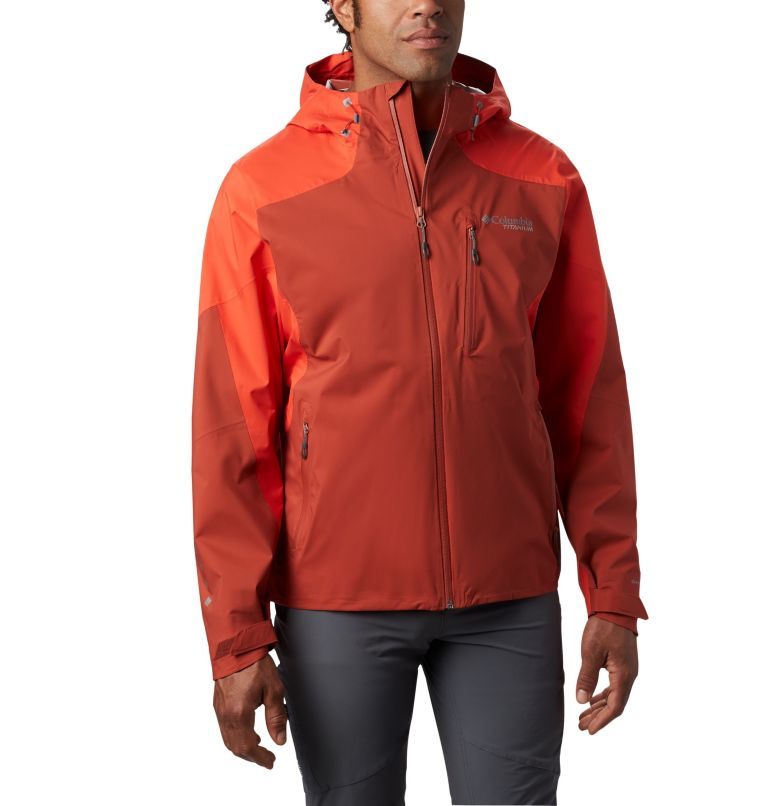 Titan Pass™ 2.5 Layer Shell Jacket da uomo Titan Pass™ 2.5 Layer Shell Jacketda uomo, front