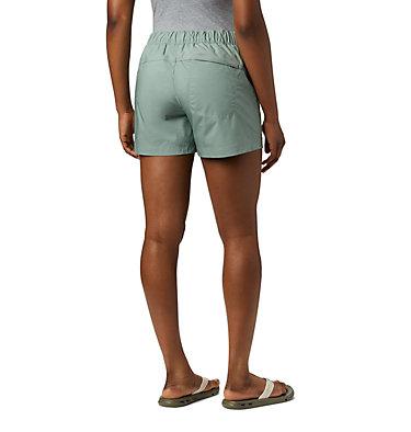 Women's Longer Days™ Shorts - Plus Size Longer Days™ Short | 160 | 10, Light Lichen, back