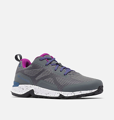 Women's Vitesse™ OutDry™ Hiking Shoe VITESSE™ OUTDRY™ | 053 | 6, Graphite, Berry Jam, 3/4 front