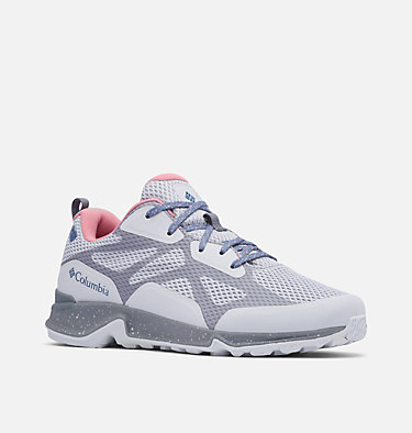 Women's Vitesse™ OutDry™ Hiking Shoe VITESSE™ OUTDRY™ | 053 | 6, Grey Ice, Canyon Rose, 3/4 front