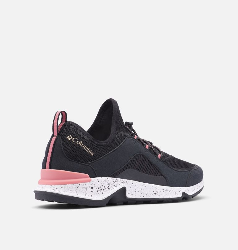 VITESSE™ SLIP | 010 | 5 Women's Vitesse™ Slip Shoe, Black, Canyon Rose, 3/4 back