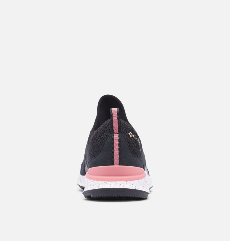 VITESSE™ SLIP | 010 | 5 Women's Vitesse™ Slip Shoe, Black, Canyon Rose, back