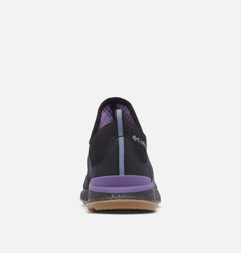 VITESSE™ SLIP | 012 | 5 Women's Vitesse™ Slip Shoe, Black, Plum Purple, back