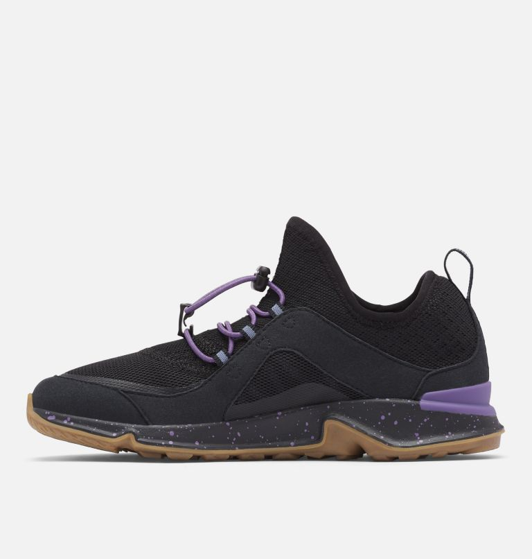 VITESSE™ SLIP | 012 | 7.5 Women's Vitesse™ Slip Shoe, Black, Plum Purple, medial