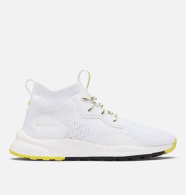 Women's SH/FT™ Mid Breeze Shoe SH/FT™ MID BREEZE | 411 | 10, White, Mineral Yellow, front