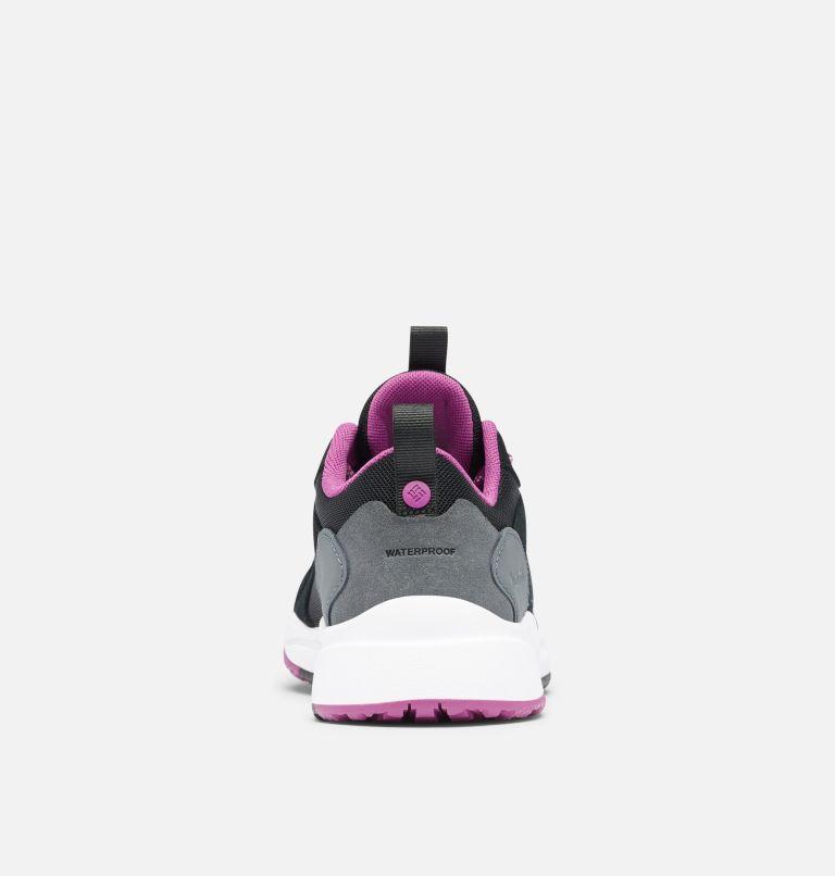 PIVOT™ WP | 012 | 5 Women's Pivot™ Waterproof Shoe, Black, Berry Jam, back