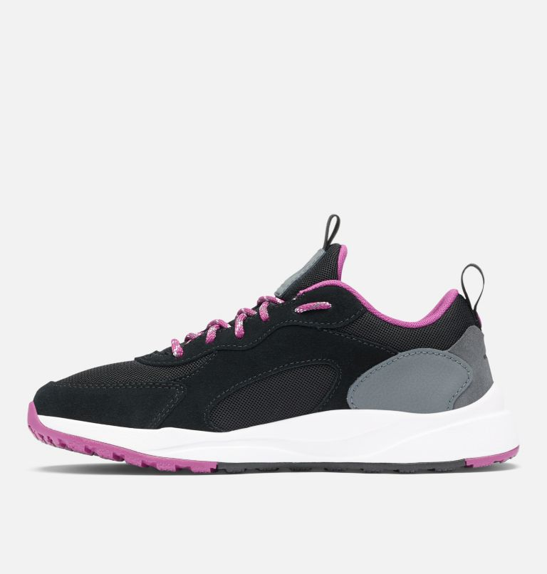 PIVOT™ WP | 012 | 10.5 Women's Pivot™ Waterproof Shoe, Black, Berry Jam, medial