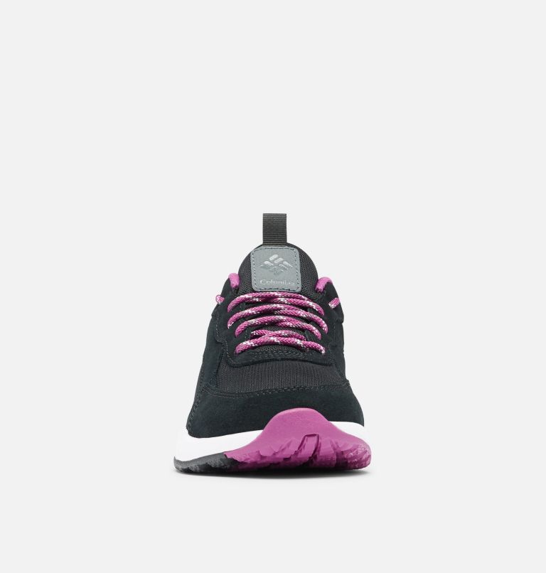 PIVOT™ WP | 012 | 5 Women's Pivot™ Waterproof Shoe, Black, Berry Jam, toe