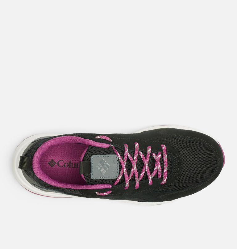 PIVOT™ WP | 012 | 10.5 Women's Pivot™ Waterproof Shoe, Black, Berry Jam, top