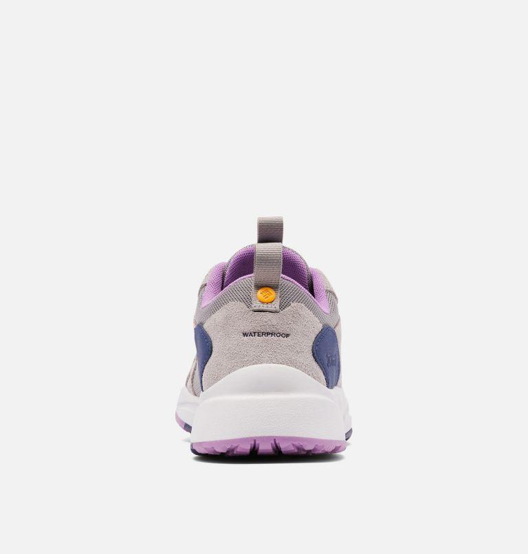 PIVOT™ WP | 049 | 9 Women's Pivot™ Waterproof Shoe, Titanium II, Bright Marigold, back