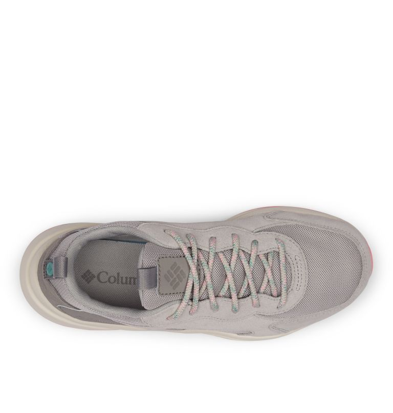 PIVOT™ WP | 081 | 9.5 Women's Pivot™ Waterproof Shoe, Dove, Rosewater, top