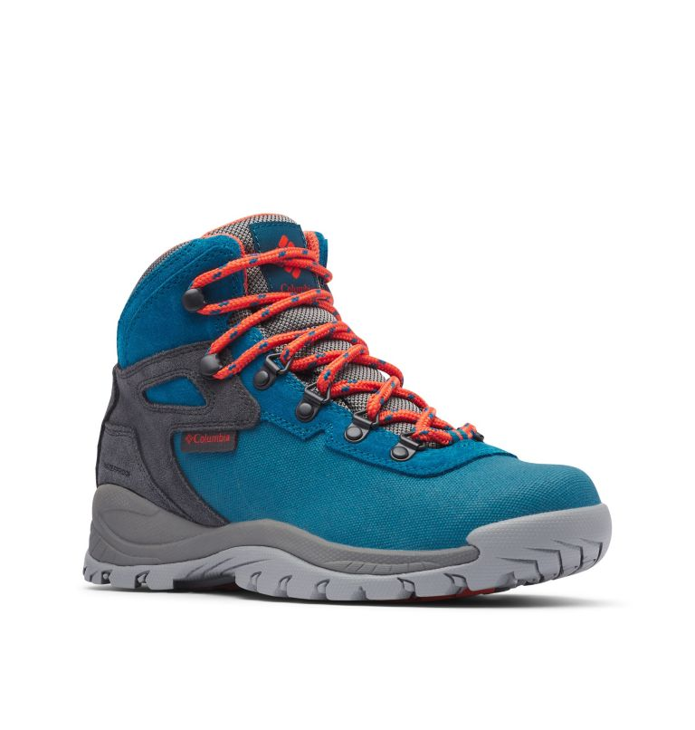 Women's Newton Ridge™ Canvas Waterproof Hiking Boot Women's Newton Ridge™ Canvas Waterproof Hiking Boot, 3/4 front