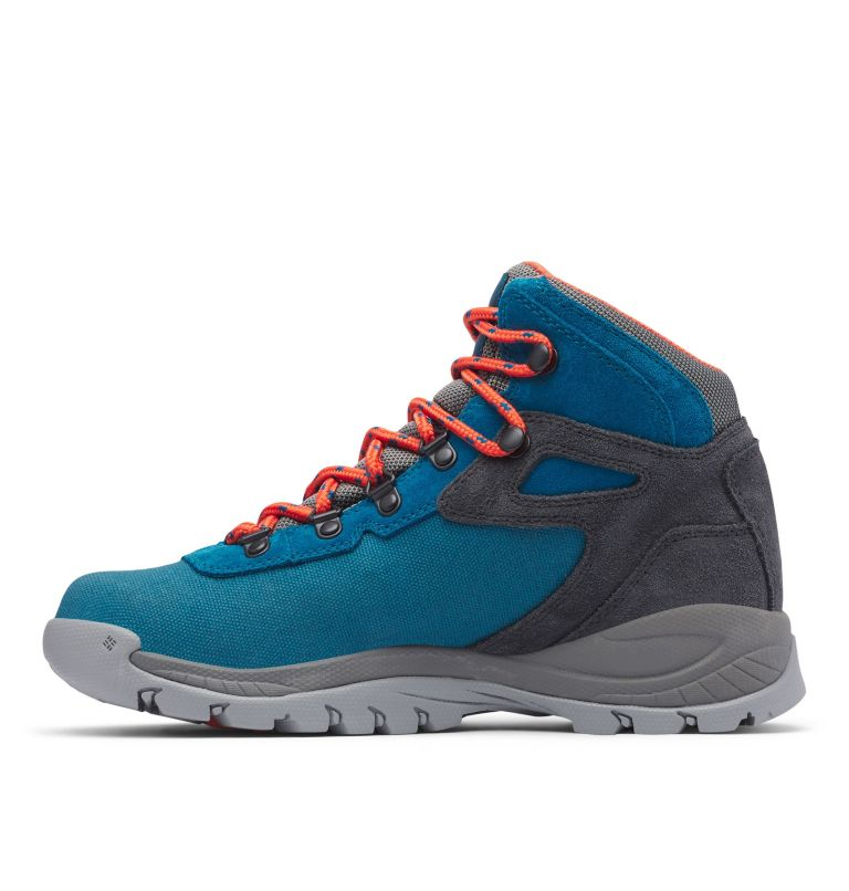 Women's Newton Ridge™ Canvas Waterproof Hiking Boot Women's Newton Ridge™ Canvas Waterproof Hiking Boot, medial