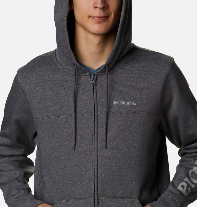 Men's Columbia™ Logo Full Zip Fleece Hoodie Men's Columbia™ Logo Full Zip Fleece Hoodie, a2