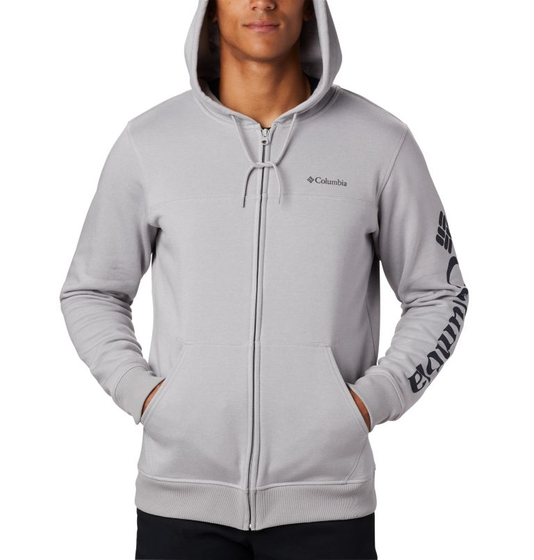Men's Columbia™ Logo Full Zip Fleece Men's Columbia™ Logo Full Zip Fleece, a2