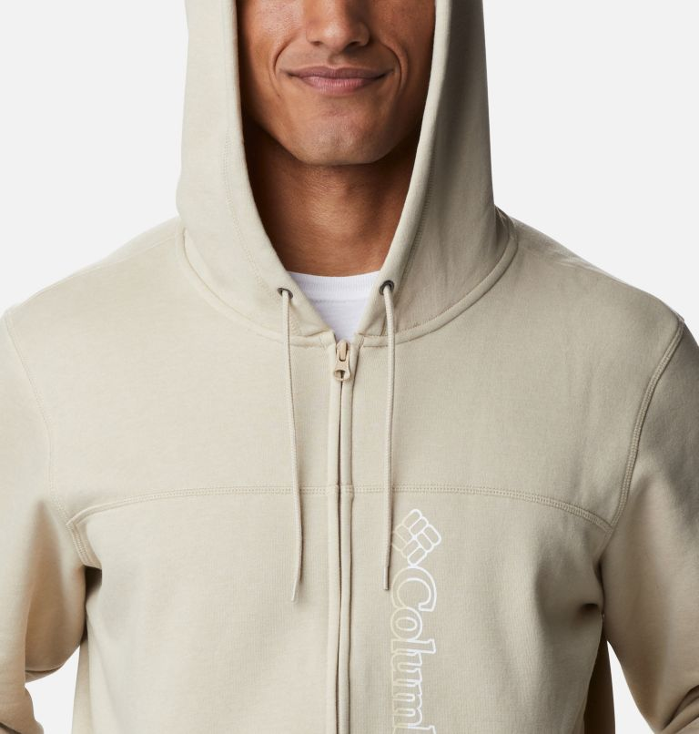 Men's Columbia™ Logo Full Zip Fleece Hoodie Men's Columbia™ Logo Full Zip Fleece Hoodie, a2