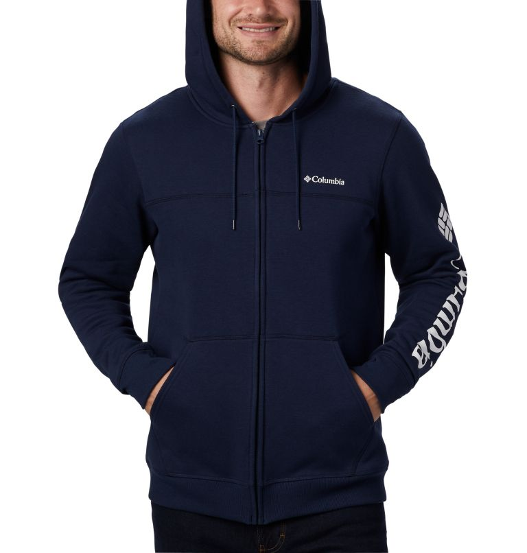 Columbia™ Full Zip Logo Fleece da uomo  Columbia™ Full Zip Logo Fleeceda uomo , a2