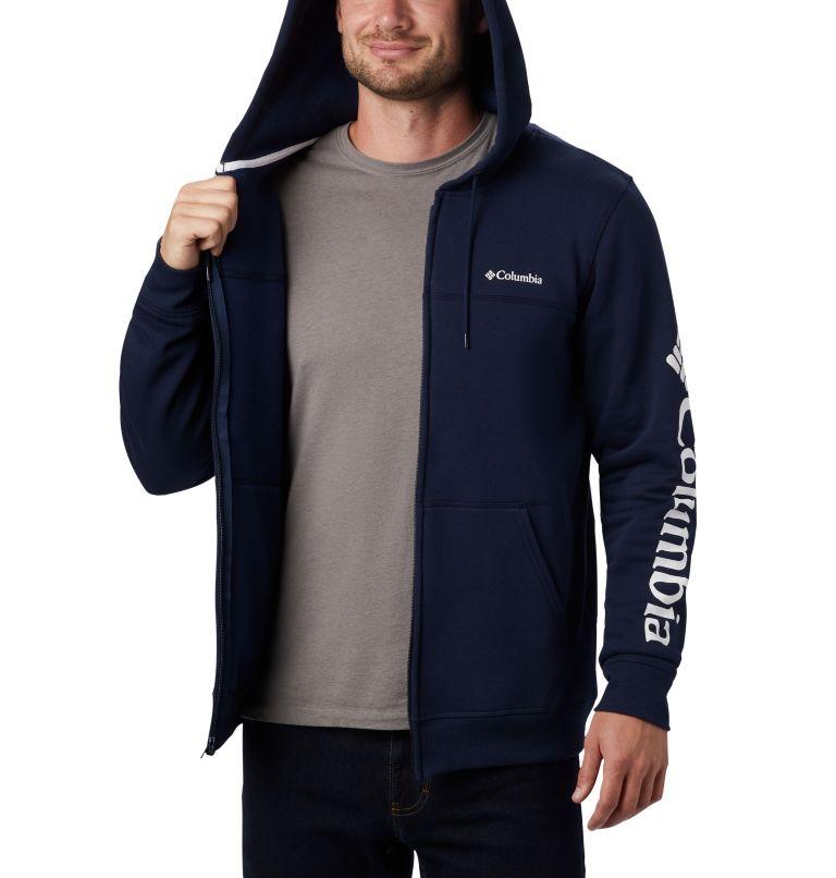 Men's Columbia™ Logo Full Zip Fleece Hoodie Men's Columbia™ Logo Full Zip Fleece Hoodie, a3