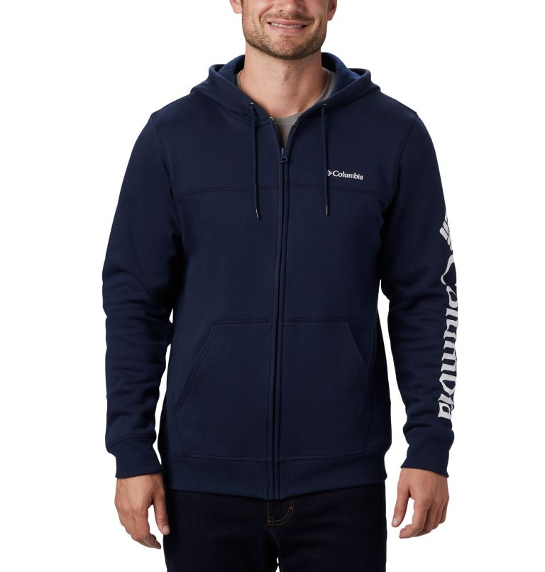 Columbia™ Full Zip Logo Fleece da uomo  Columbia™ Full Zip Logo Fleeceda uomo , front