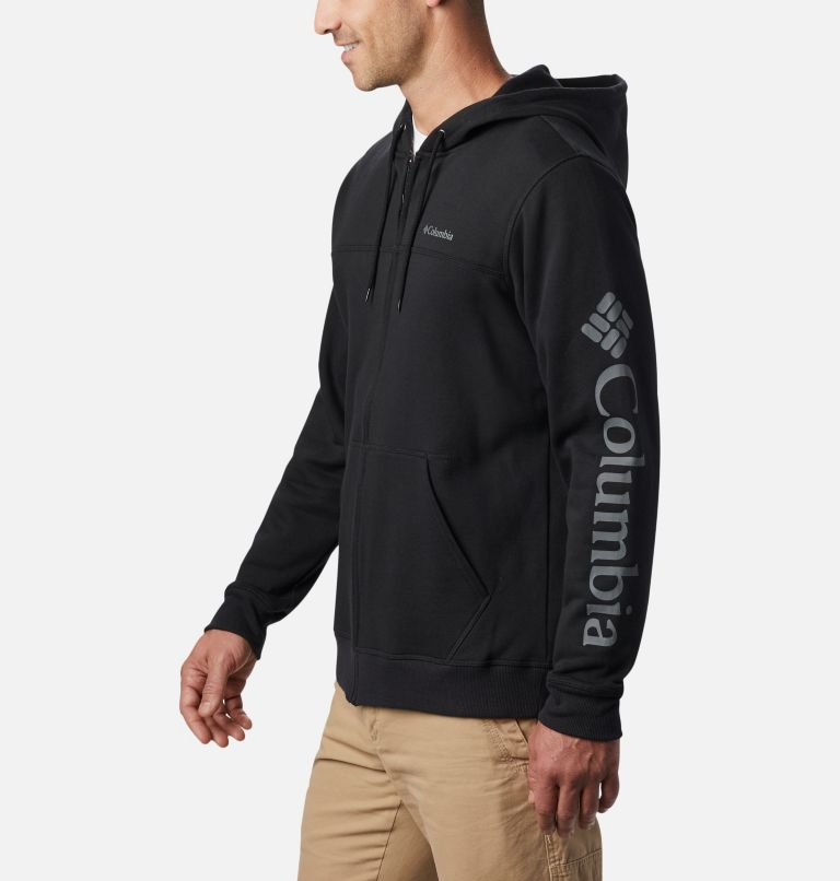 Men's Columbia™ Logo Full Zip Fleece – Tall Men's Columbia™ Logo Full Zip Fleece – Tall, a1