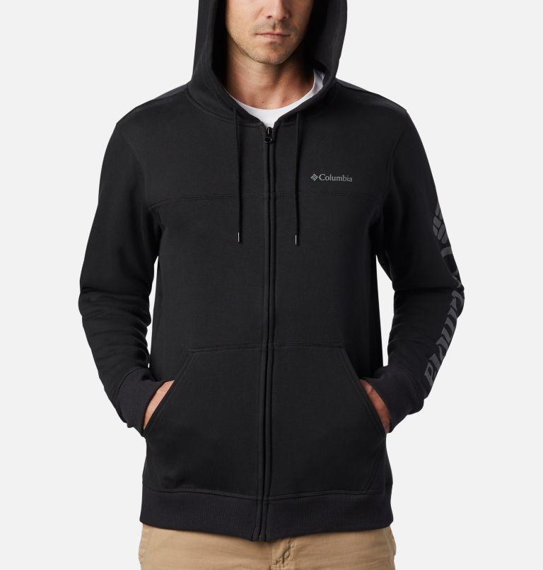 Men's Columbia™ Logo Full Zip Fleece Hoodie - Tall Men's Columbia™ Logo Full Zip Fleece Hoodie - Tall, a2