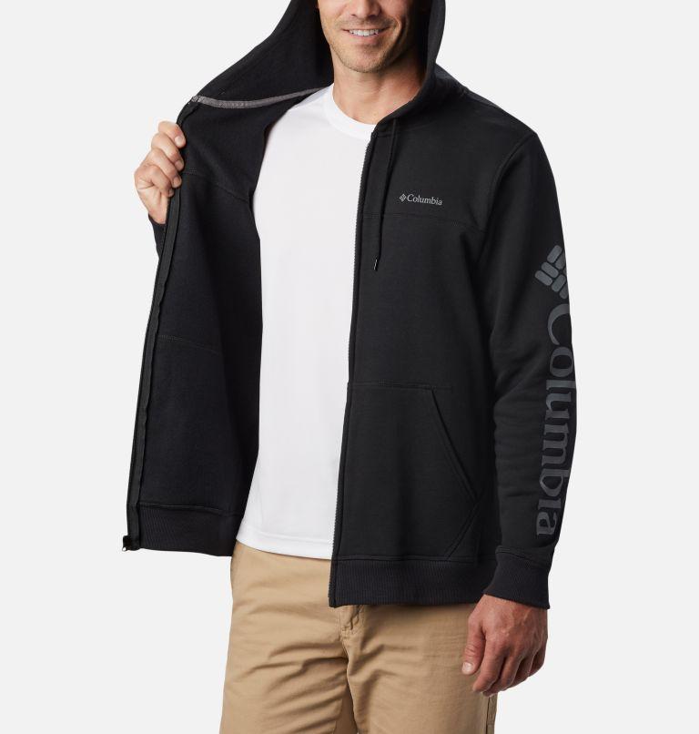 Men's Columbia™ Logo Full Zip Fleece Hoodie - Tall Men's Columbia™ Logo Full Zip Fleece Hoodie - Tall, a3