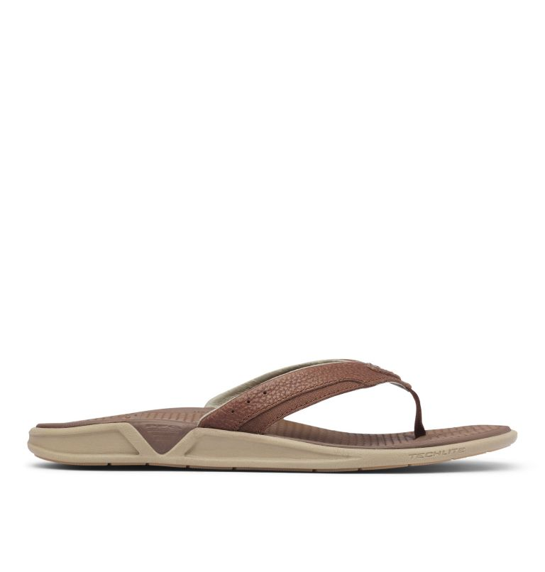 Men's PFG Rostra™ II Leather Flip Flop Men's PFG Rostra™ II Leather Flip Flop, front