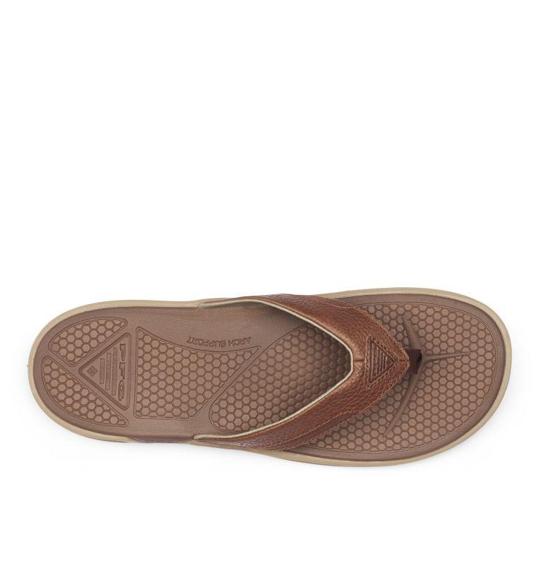 Men's PFG Rostra™ II Leather Flip Flop Men's PFG Rostra™ II Leather Flip Flop, top
