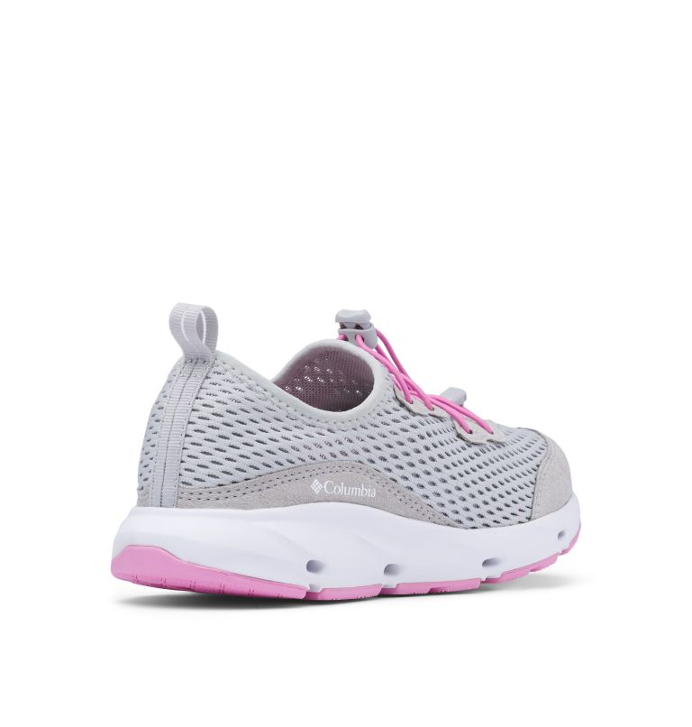 YOUTH COLUMBIA VENT™ | 063 | 7 Scarpe Columbia Vent™ da ragazzo, Grey Ice, Orchid, 3/4 back