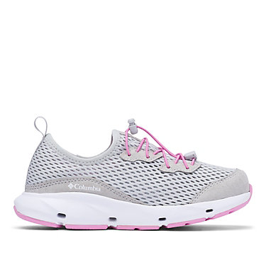Chaussure Columbia Vent™ pour grand enfant YOUTH COLUMBIA VENT™ | 063 | 1, Grey Ice, Orchid, front