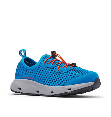 Big Kids' Columbia Vent™ Shoe YOUTH COLUMBIA VENT™ | 063 | 1, Pool, Blood Orange, 3/4 front