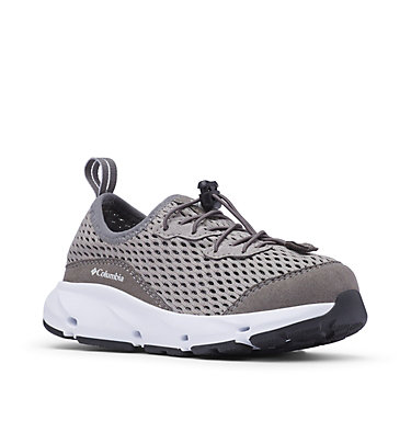 Kids' Columbia Vent™ Shoe CHILDRENS COLUMBIA VENT™ | 063 | 10, Ti Titanium, White, 3/4 front