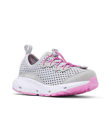 Columbia Vent™ Schuh für Kinder CHILDRENS COLUMBIA VENT™ | 063 | 12.5, Grey Ice, Orchid, 3/4 front