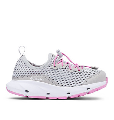 Columbia Vent™ Schuh für Kinder CHILDRENS COLUMBIA VENT™ | 063 | 12.5, Grey Ice, Orchid, front